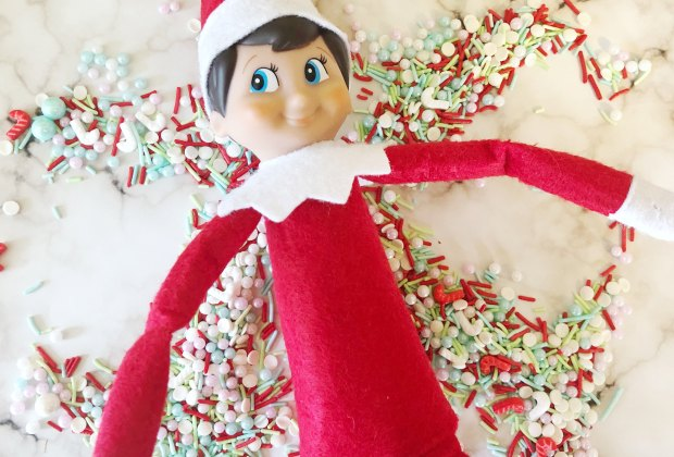 Move your Elf on the Shelf to a new spot with these clever ideas.
