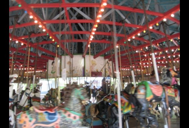 The Flushing Meadows Carousel