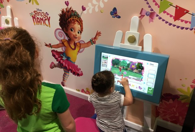 Northeast S First Disney Junior Play Zone Opens At Menlo