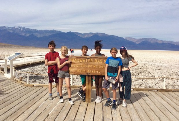 Family Road Trips From Los Angeles: Death Valley