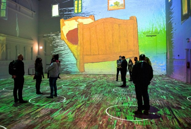 Immersive Van Gogh Exhibit Is Coming To NYC: Step inside Van Gogh's The Bedroom