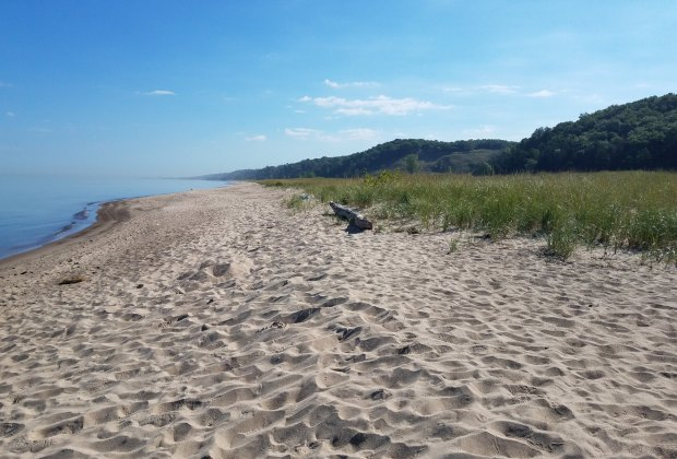 Day Trips near Chicago for Kids: Indiana Dunes