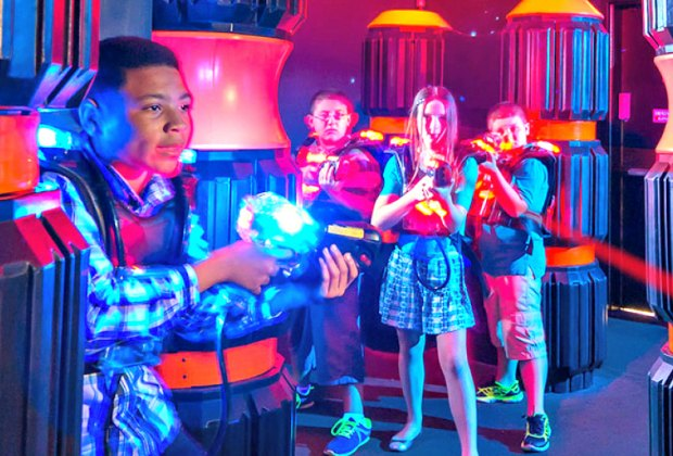 10 Indoor Party Spots With Mega Playgrounds For Nj Kids