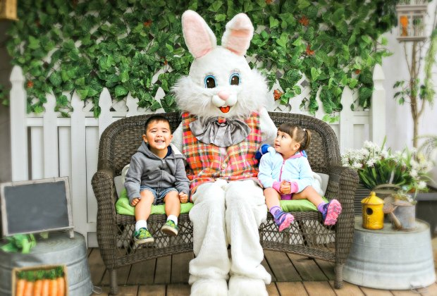 Easter Bunny Photo Ops and Events: Where To Find the Bunny in LA & OC    MommyPoppins - Things to do in Los Angeles with Kids