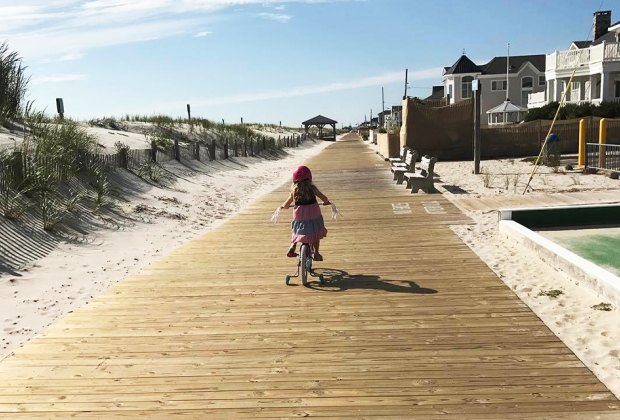 Hit the boardwalk before the summer crowds come. Photo by Kate Lewis Andrews