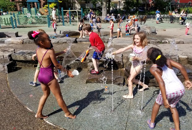 J.J. Byrne Playground is one of Brooklyn's best