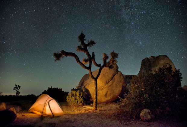 Last Minute Campgrounds for Escaping LA on a Moment's Notice