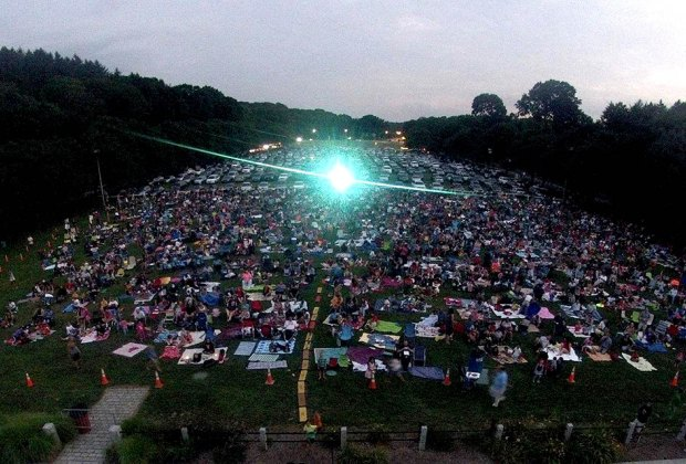 Free Outdoor Summer Movies for Westchester and Hudson Valley
