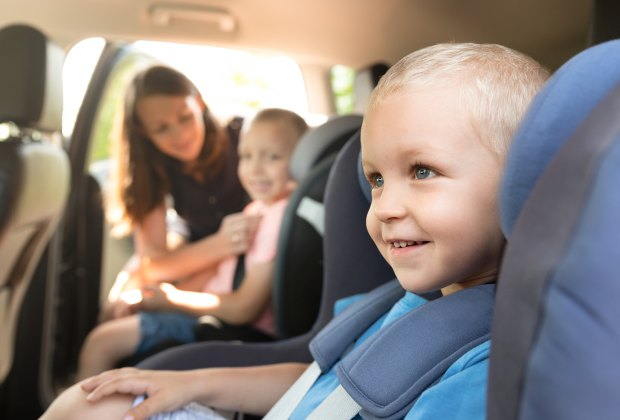 Kidmoto: NYC Airport Car Service With Car Seats, or Even