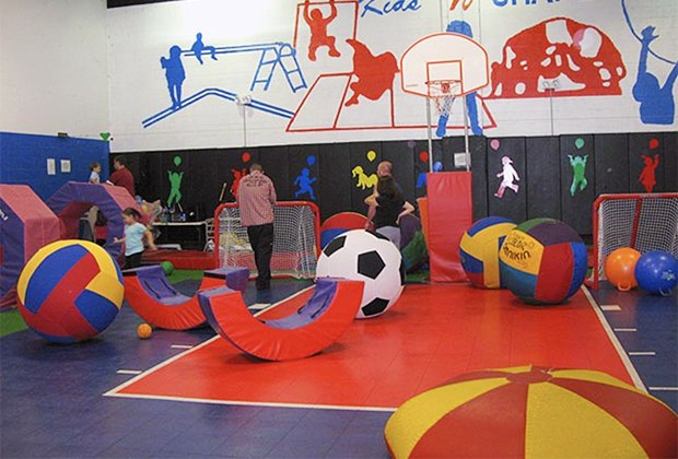 Sports Themed Fun Including Ball Games An Obstacle Course And More Await At Kids N Shape