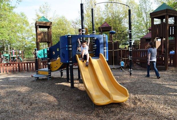 KidStreet has a fantastic play village