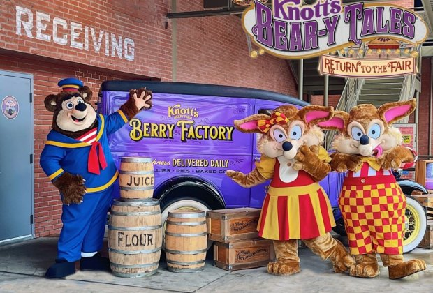 New at the SoCal Amusement Parks: Knott's Berry Farm