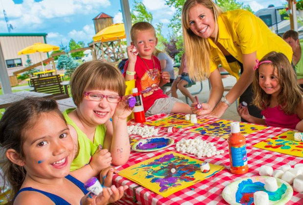 Family-Friendly Campsites (with Extras for Kids!) Near NYC