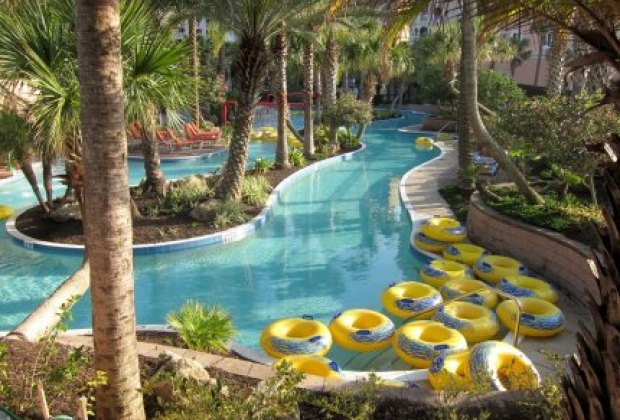 Lazy River at Hammock Beach Resort in Flagler Beach  Florida25 Best Warm Winter Family Vacations   MommyPoppins   Things to do  . Family Vacation Beach East Coast. Home Design Ideas