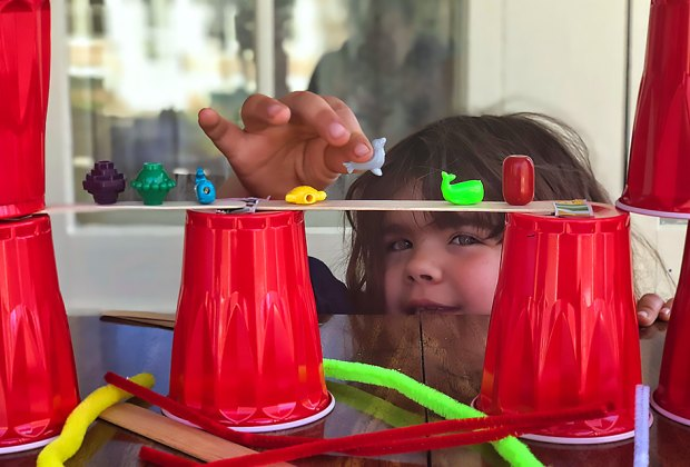 25 Stem Activities Easy Enough For Preschoolers Mommy