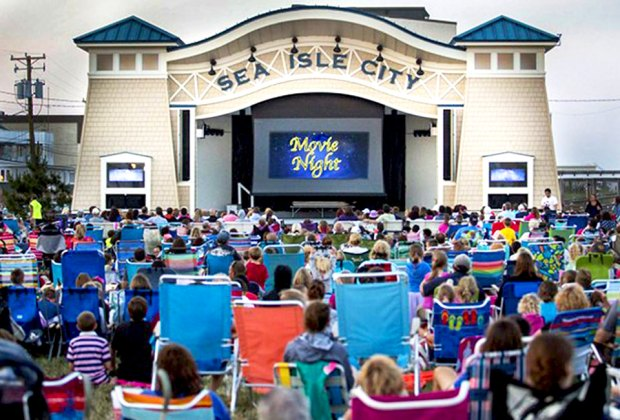 Free Summer Outdoor Movies for New Jersey Families