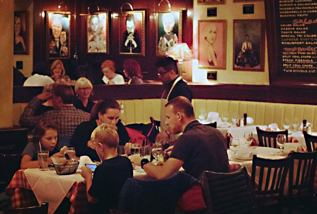 15 Times Square Restaurants For Kid Friendly Eats
