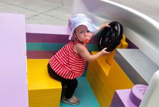 Amusement Parks for Preschoolers in and near LA: Legoland