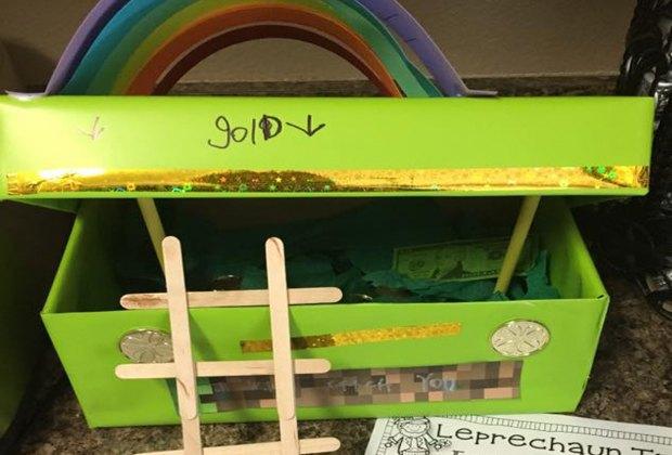 Funny Leprechaun Tricks and Traps for St. Patrick's Day Fun: Creative Leprechaun Traps