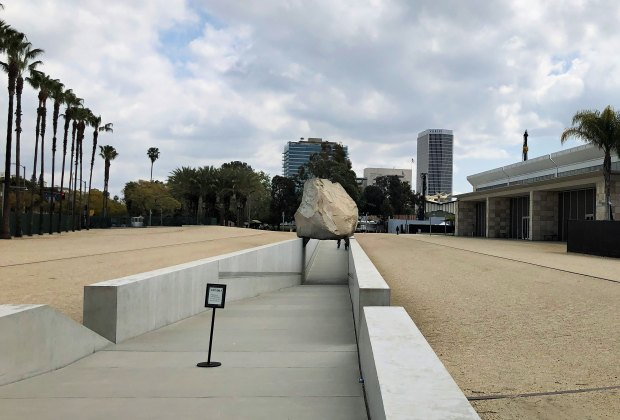 Why You Should Visit LACMA: See the Levitated Mass