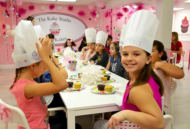 A Dozen New Party Spots To Celebrate Kids Birthdays In New