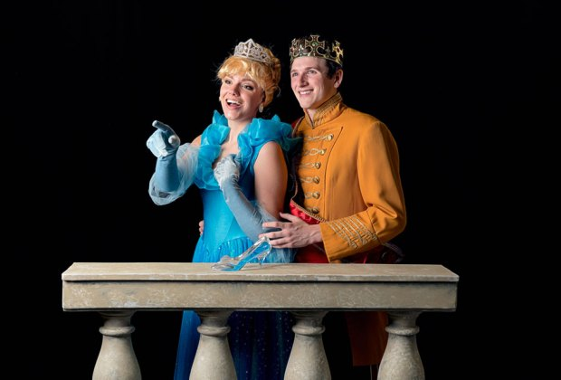 Enjoy the timeless classic Cinderella at The Showplace in Bellmore. Photo courtesy of Plaza Theatrical Productions