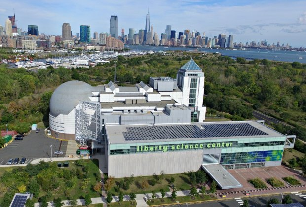 Liberty Science Center announced Thursday that it will close through the end of March. Photo courtesy of LSC