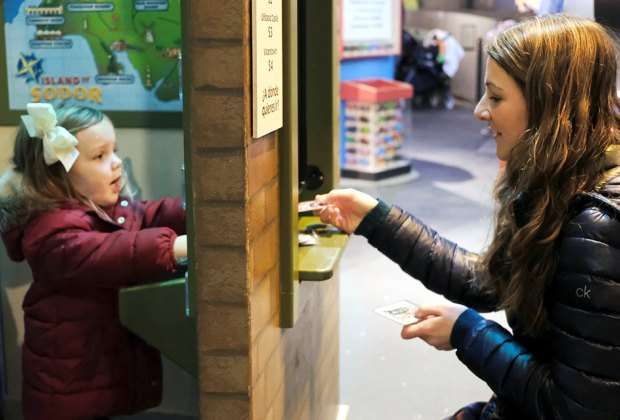 Engage in exhibits at the Long Island Children's Museum. Photo courtesy of LICM