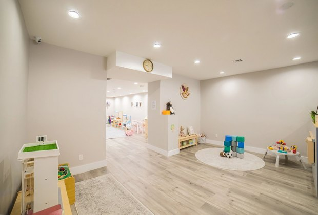 Lidia's Play Cafe Interior View Queens Play Spaces