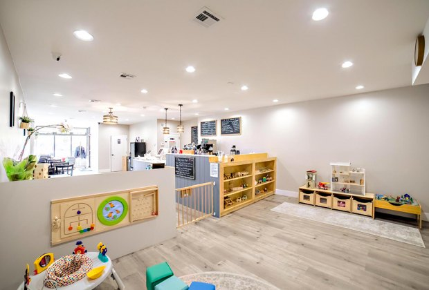 Lidia's Play Cafe NYC Indoor Play Spaces