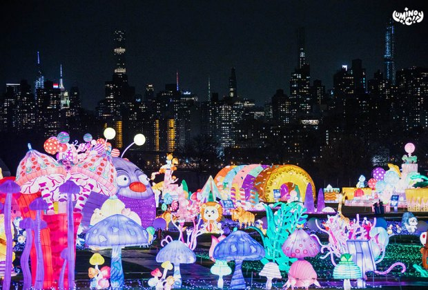LuminoCity Fest sparkles with NYC as its backdrop