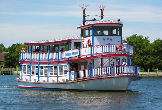 The Lauren Kristy cruises Great South Bay
