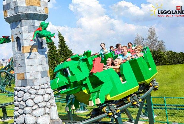 Legoland New York Dragon's Appretice