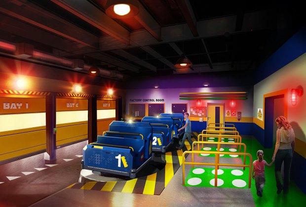 Legoland Factory Adventure.