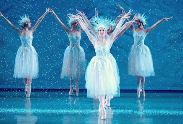 The Nutcracker: 28 Holiday Performances of the Classic