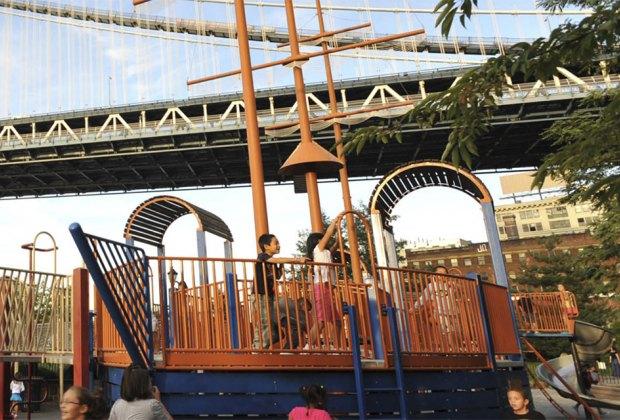 main street playground