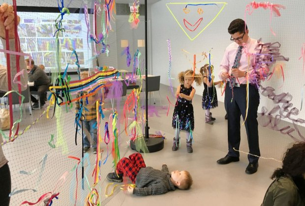 100 Things To Do in Chicago with Kids Before They Grow Up: Family Day at the MCA