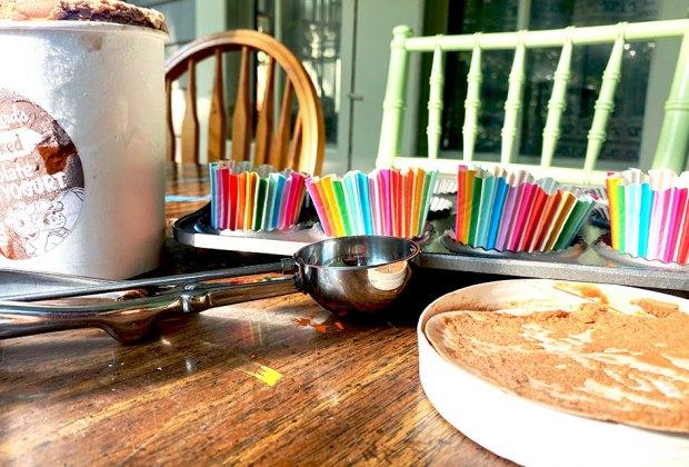 Mom Hacks That Make Everything Easier: Pre-scoop ice cream