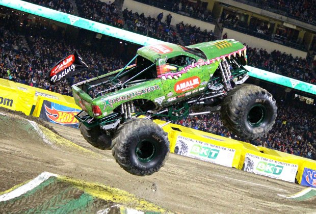 Photo courtesy of Monster Jam