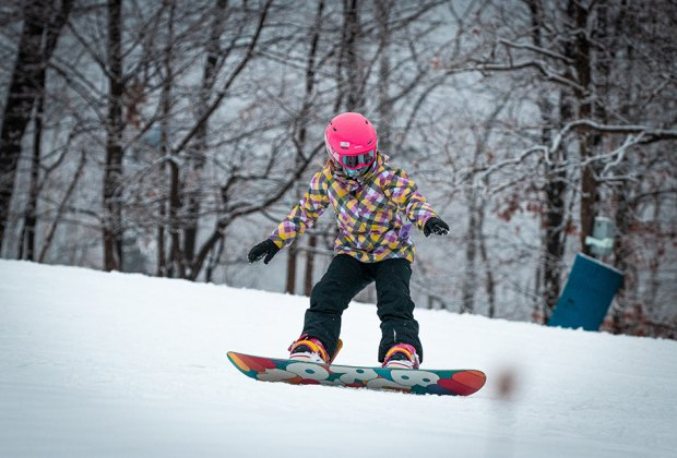 Snowboarders can find their grove at Montage Mountain