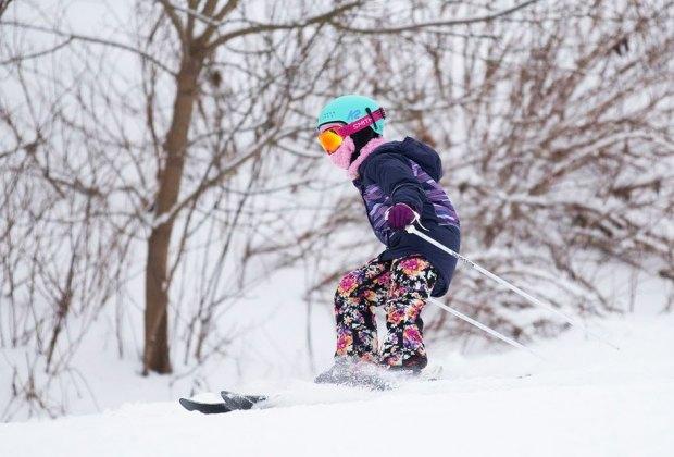 Mountain Creek is a large ski resort near NYC