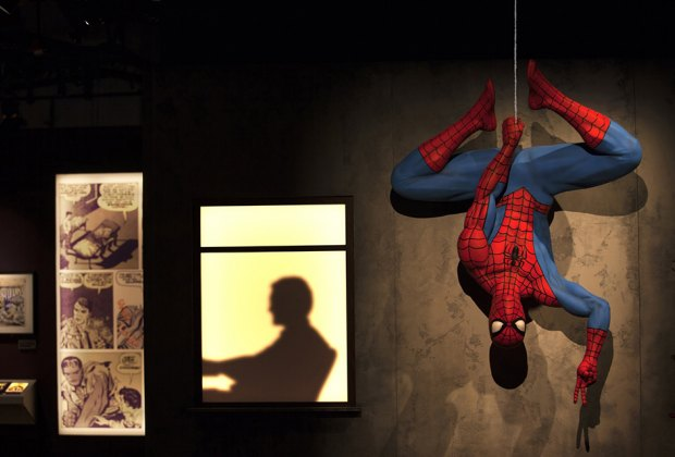 Things To Do with Chicago Kids Over Spring Break: Spidey is in town at The Museum of Science and Industry