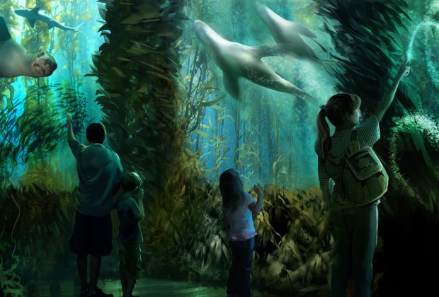 national geographic Ocean encounter Kid-Friendly NYC Businesses Closed in 2020