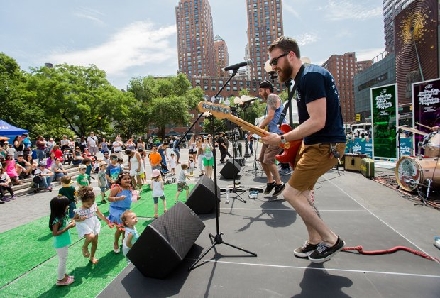 Free Things to Do with NYC Kids All Summer 2019