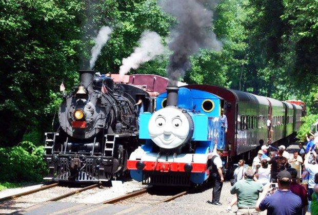 Things To Do with Train-Loving Kids in New Jersey
