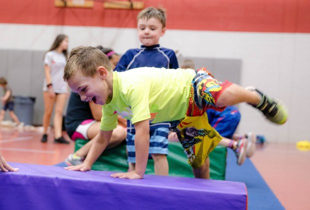 Camp Ruach offers flexible programs for preschoolers to ninth graders, plus Leadership in Training and special ed options.