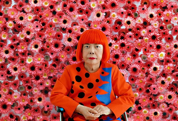 Japanese artist Yayoi Kusama is a living legend thanks to her whimsical, awe-inspiring installations.