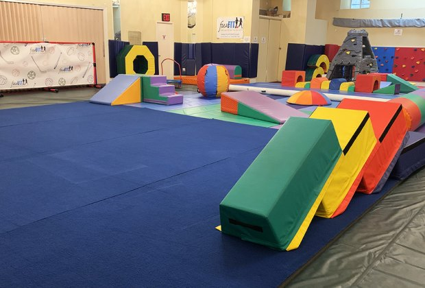 FunFit NYC Indoor Play Spaces Offering Private Playtimes and Rentals for Pods