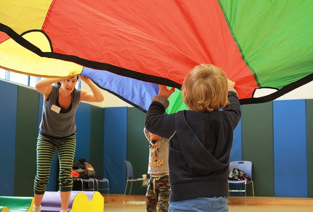 Sundays@Senesh offers a budget-friendly play space