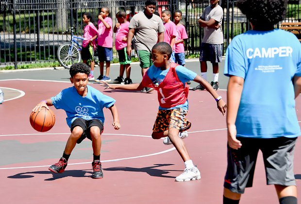 The NYC Parks Department summer camp lottery opens March 6. Photo by Daniel Avila for NYC Parks